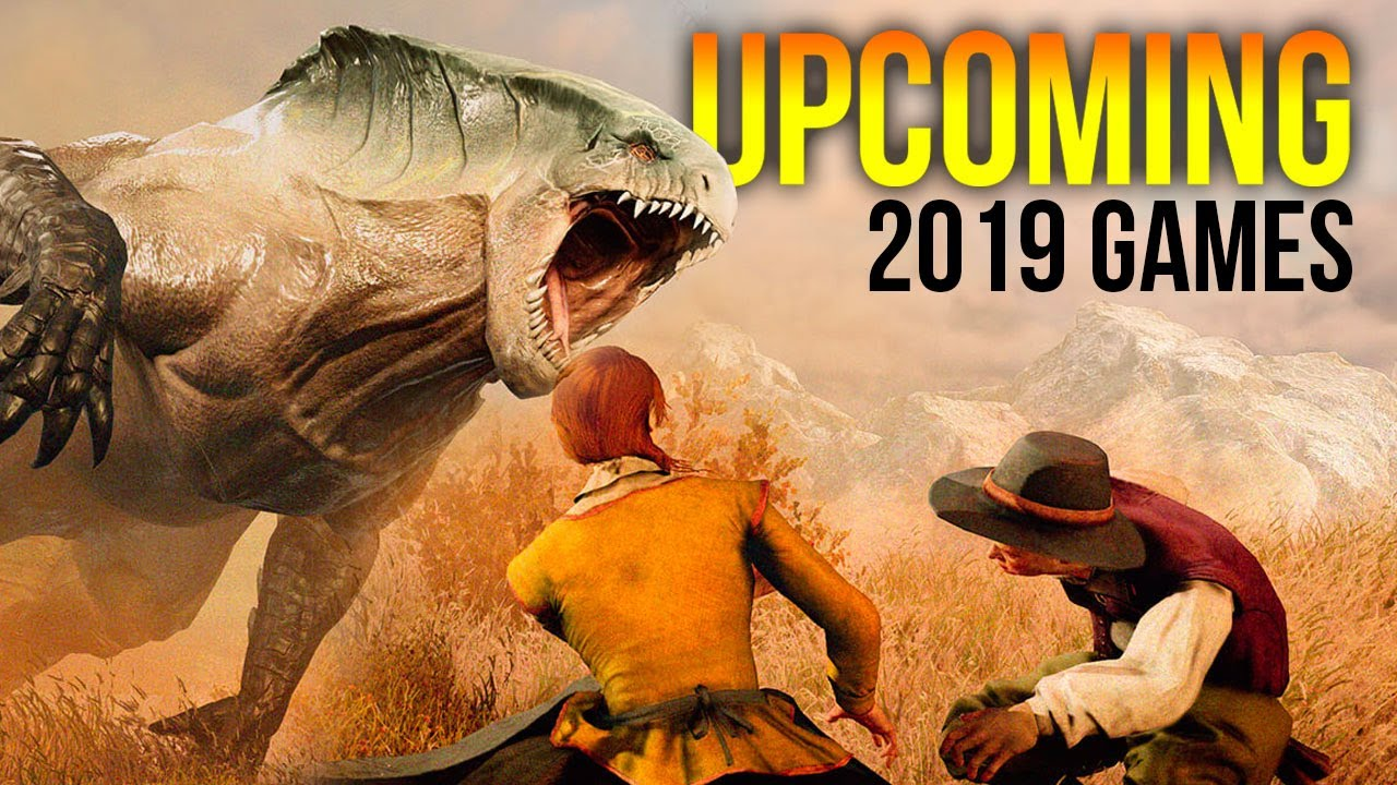 Top 25 UPCOMING Games of 2019 [Second Half]