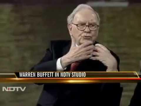 Warren Buffett Interview - India
