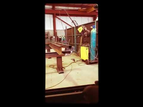 Female Fabricator Welder