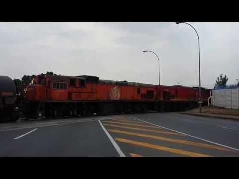 Train Germiston South Africa