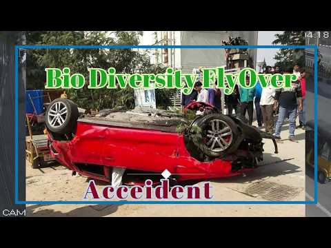 Gachibowli Flyover Accident