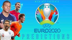 EURO 2020 Predictions · ¿Who will be European Champion?