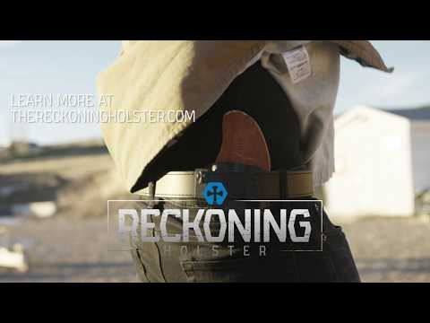 Features of The Reckoning Holster by CrossBreed® Holsters.