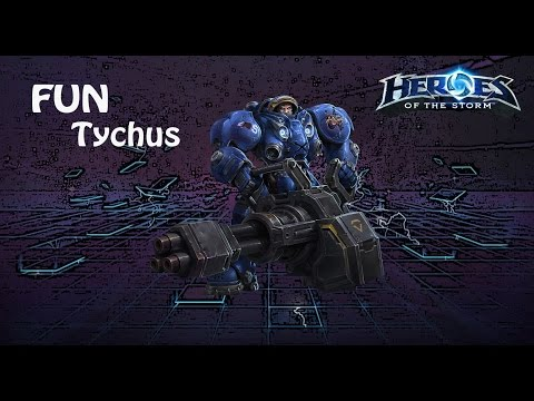 видео: heroes of the storm: top 1 eu (2 выпуск) - Тайкус