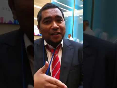 Dato' Dr Nazri Khan - IFTA MILAN 13 OCT 2017