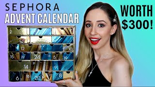 Sephora Favorites Advent Calendar 2020 - Worth $300 OMG!! | Vasilikis Beauty Tips