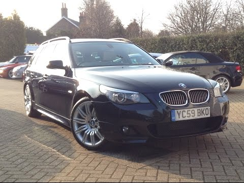 BMW 5 Series 3.0 530d M Sport Business Edition 5dr for Sale at CMC-Cars, Near Brighton, Sussex