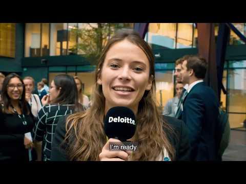 Welcome Day on 5 September 2019 | Deloitte Belgium