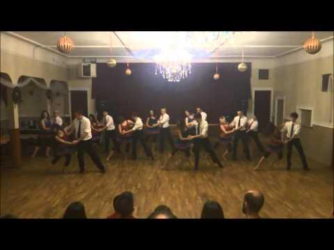 2015 Salsa Caliente Performance Training Class
