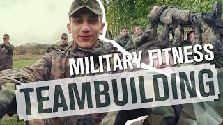 Military Fitness: TEAMBUILDING | TAG 22