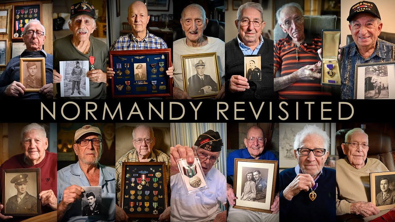 Download Normandy Revisited   Full Documentary