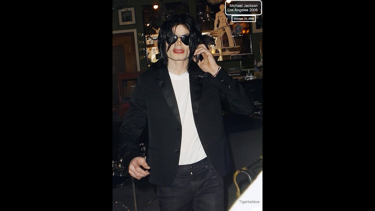 Michael Jackson Photos Photos - Michael Jackson Shopping For ...