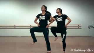 bhangra routine bass queens sydney chal mele nu challiye