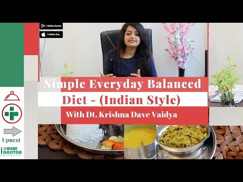 simple-balanced-indian-diet-with-dr-krishna-dave---i-online-doctor