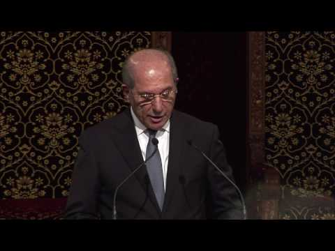 OPCW 20th Anniversary Ceremony speech by Director General Mr  Ahmet Üzümcü