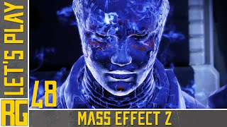 Mass Effect 2 [BLIND] | Ep48 | Up against Captain Wasea | Let's Play
