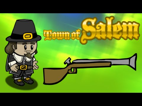 Town of Salem  - Upping the VigilAnte (Ranked Practice)