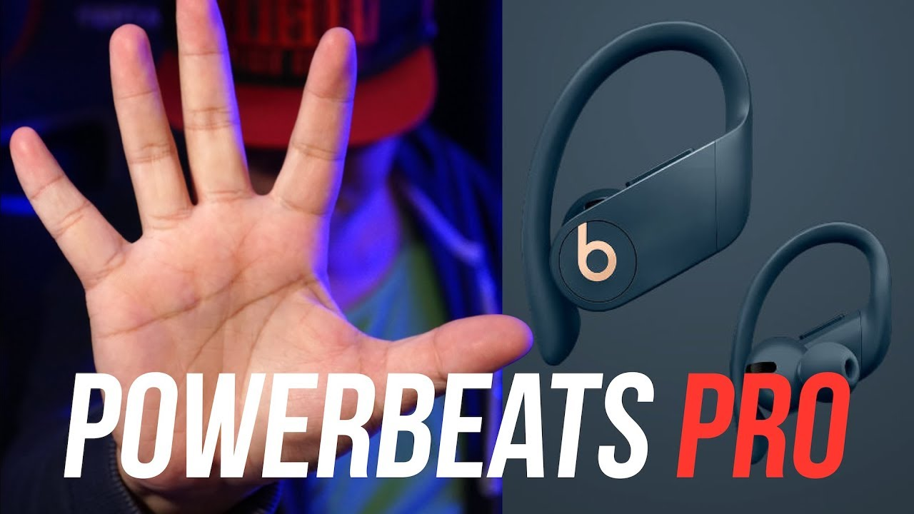 Top 5 Reasons NOT to Buy Powerbeats Pro