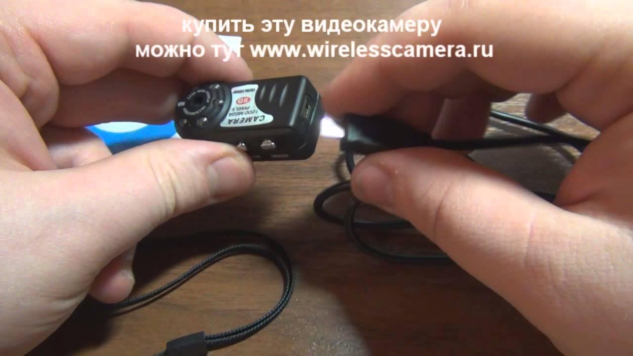 Обзор Panasonic DMC-LX7 - YouTube