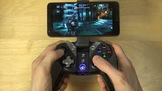 SHADOWGUN LG G6 GameSir G4s Wireless Controller Gameplay Test!