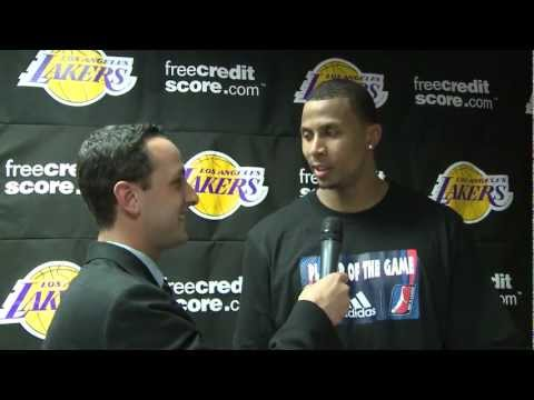 D-FENDERS PROSPECT: Zach Andrews Post-Game Interview 3/23/13