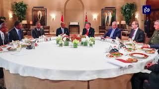  جلالة الملك والرئيس الغيني يبحثان العلاقات الثنائية والتطورات في المنطقة - (13-11-2017)
