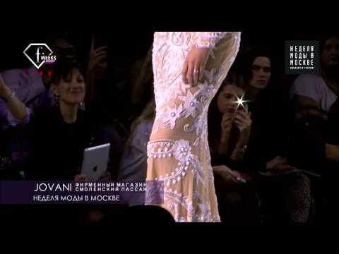 JOVANI Moscow Fashion Week