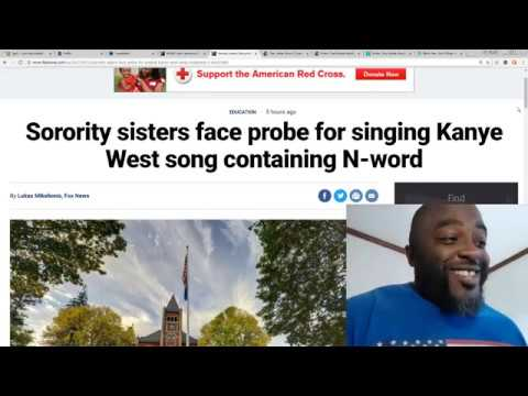 "Sorority Sisters face investigation for Singing Kanye West's ""Gold Digger"""