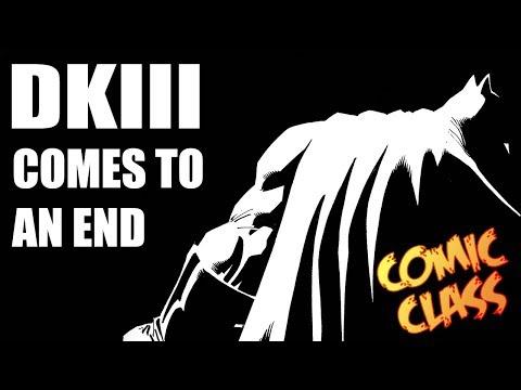 DKIII Finale - Comic Class