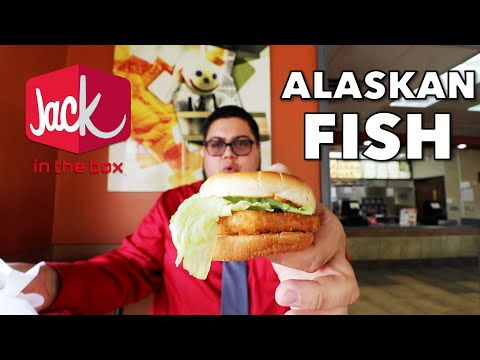 Is Jack In The Box's Fish Sandwich Tasty Enough?