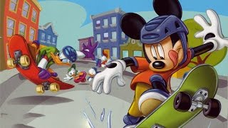 Disney Sports Skateboarding Part 1