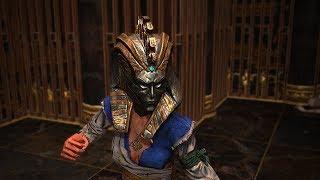 Path of Exile: Sphinx Helmet
