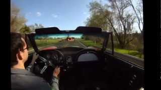 1963 Corvette Test Drive