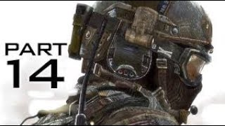 Call of Duty Ghosts Gameplay Walkthrough Part 14 -  (COD Ghosts)