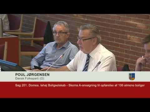 Byrådsmøde 06.09.2016 - TV-Ishøj