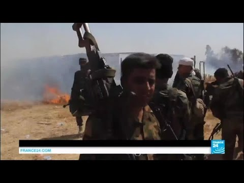 Iraq: army and Kurdish militias take 12 villages from Islamic state group opening new front on Mosul