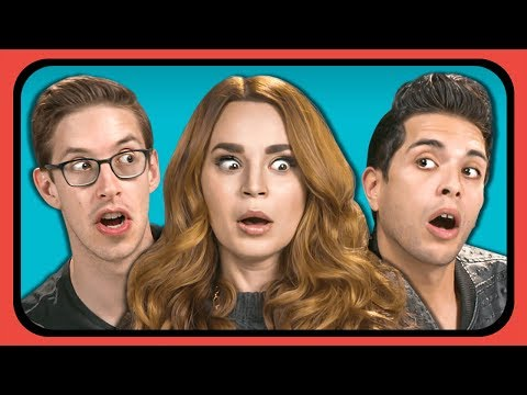 YouTubers React To Ariana Grande - thank u, next (Music Vide