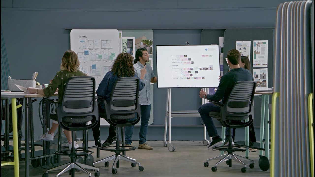 Steelcase Flex - Creative Team