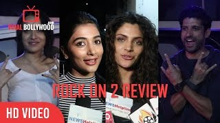 Rock On 2 Movie Review | Celebrity Review | Farhan Akhtar, Shraddha Kapoor, Arjun Rampal