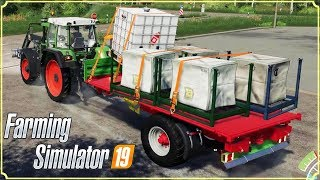 FARMING SIMULATOR 19 #15 - IL CASSONE MULTIUSO - GAMEPLAY ITA