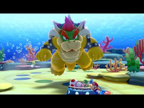 Mario Party 10 - Bowser Party - Whimsical Waters (Team Bowser)