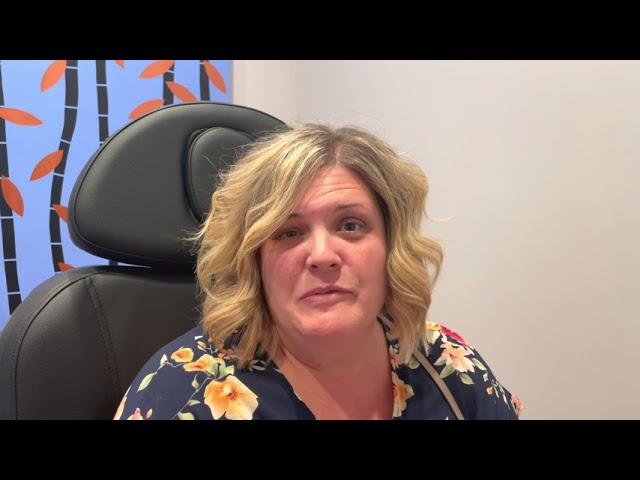 Dallas Botox for Bell's Palsy Testimonial