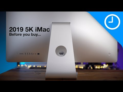 Back to the Mac 013: 2019 iMac – Five takeaways from an iMac Pro user [Video]