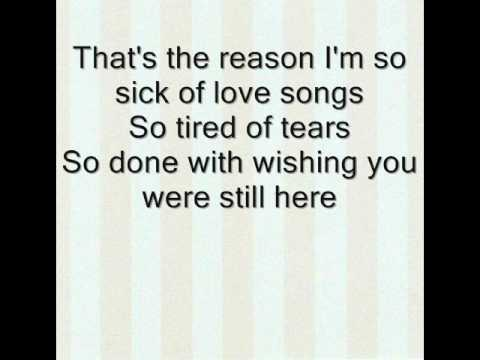 Ne yo - So Sick (lyrics)