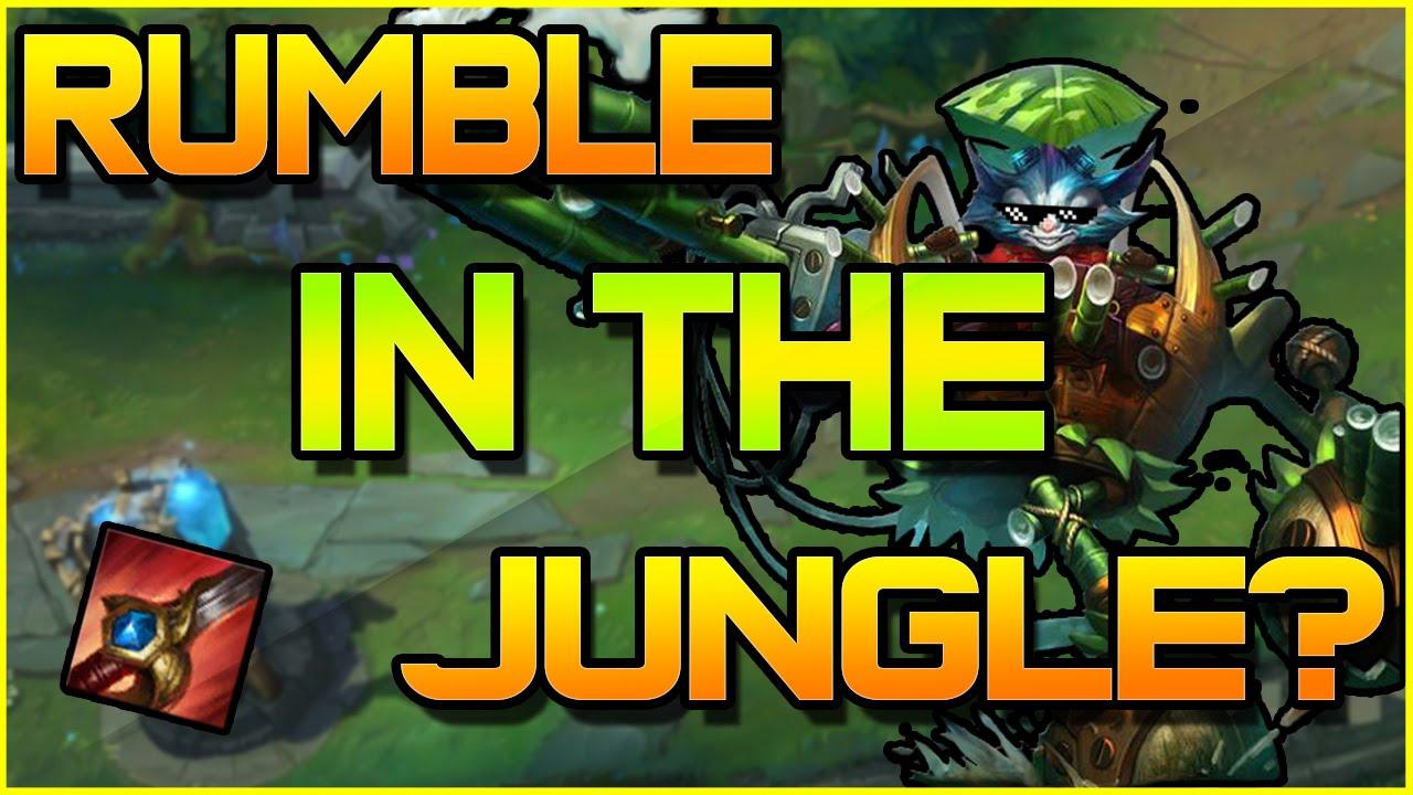 Rumble Jungle