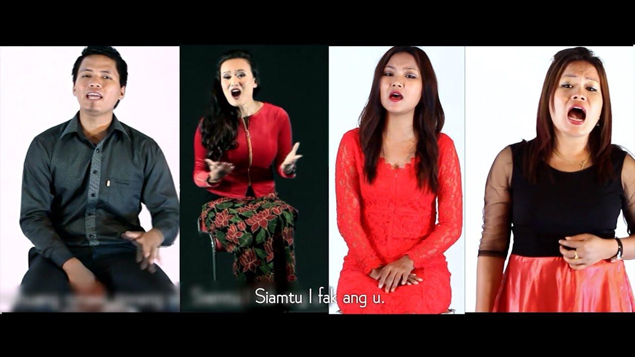 Gospeli Pantei Daisy Pantea I Fak Ang U Official Video 2018