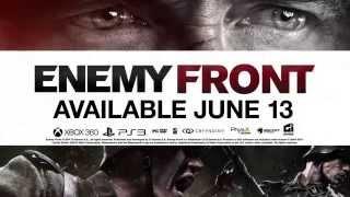 Enemy Front - Official Launch Trailer (EN)