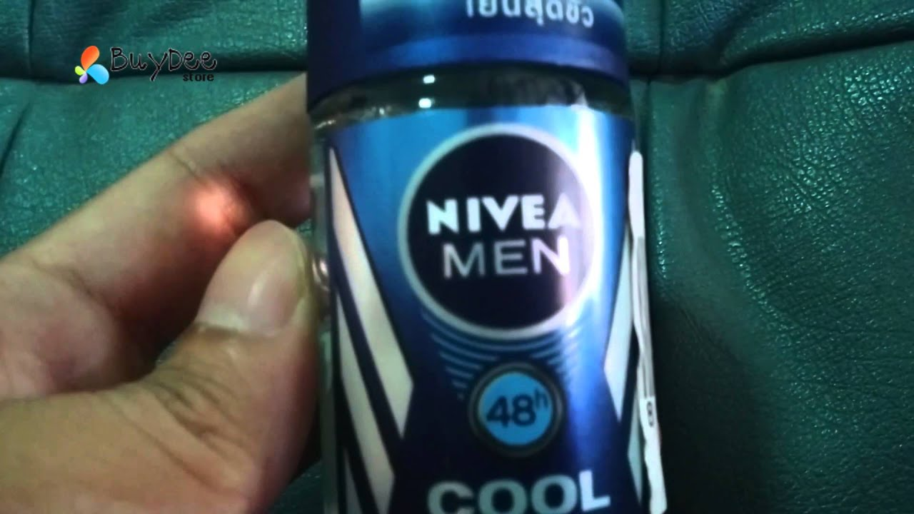 Nivea Men Cool Kick 48 Hours Roll On Deodorant Anti Perspirant 50ml Dry Impact