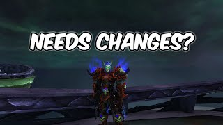 Needs Changes - Frost Death Knight PvP - WoW BFA 8.1.5