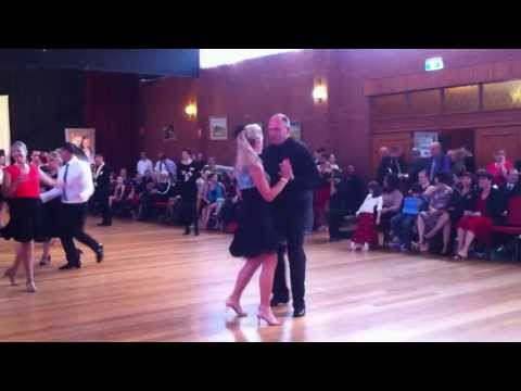 FIONA and ROBERT Dancing Comp with Marshere Studios!